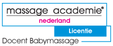 Licentie docente Shantala babymassage