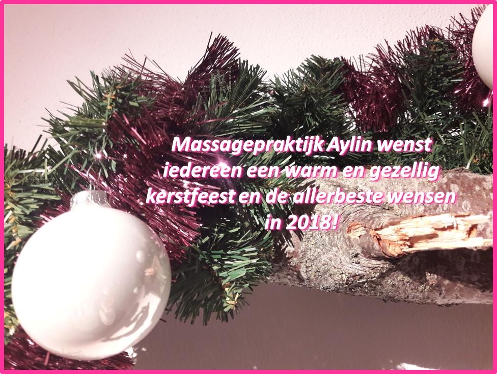 Fijne kerst en oud en nieuw 2017-massagepraktijk Aylin