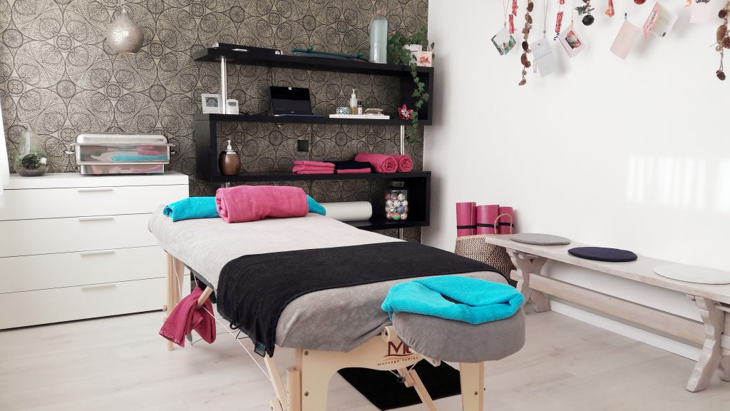 nieuwe praktijkruimte-Massagepraktijk Aylin